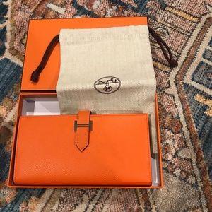 Hermès Bearn Wallet